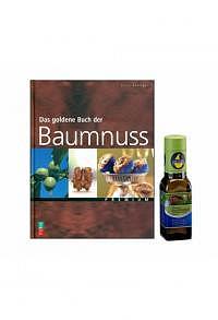 100ml SwissOmegaPower® Premium-Baumnussöl & das goldene Buch der Baumnuss