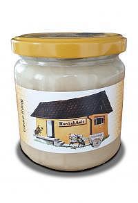 Schweizer Bienenhonig 500g - Blütenhonig Crème
