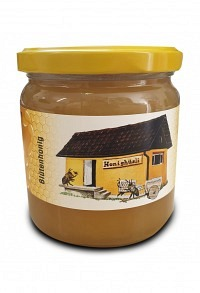 Schweizer Bienenhonig 500g - Blütenhonig